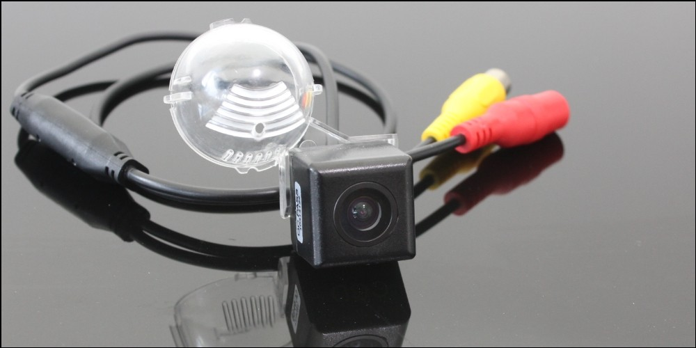 Car Camera For Suzuki Aerio  Liana Hatchback High Quality Rear View Back Up Camera For Fans  CCD + RCA Show 2