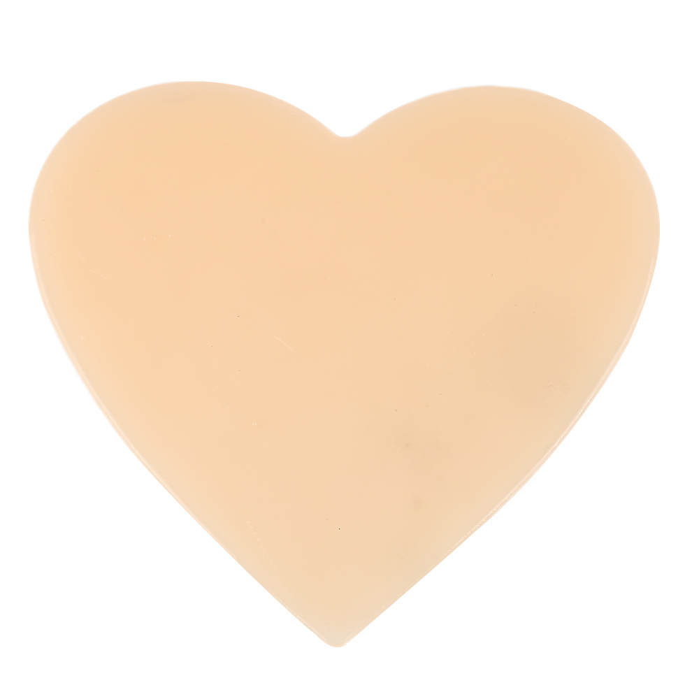 Silicone Reusable Anti Wrinkle Chest Pad Transparent Invisible Self Adhesive Chest Pad Eliminate Fine Lines Wrinkles 5