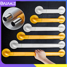 Stainless Steel Handrail Bathtub Shower Handle Wall Mounted Disabled Anti-slip Bathroom Safety Grab Bars for Elderly Towel Bar цены