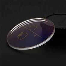 프로 그레시브 다 초점 렌즈 근시 원시 원시 반사 방지 변색 처방 렌즈 안티 UV 사용자 정의 렌즈