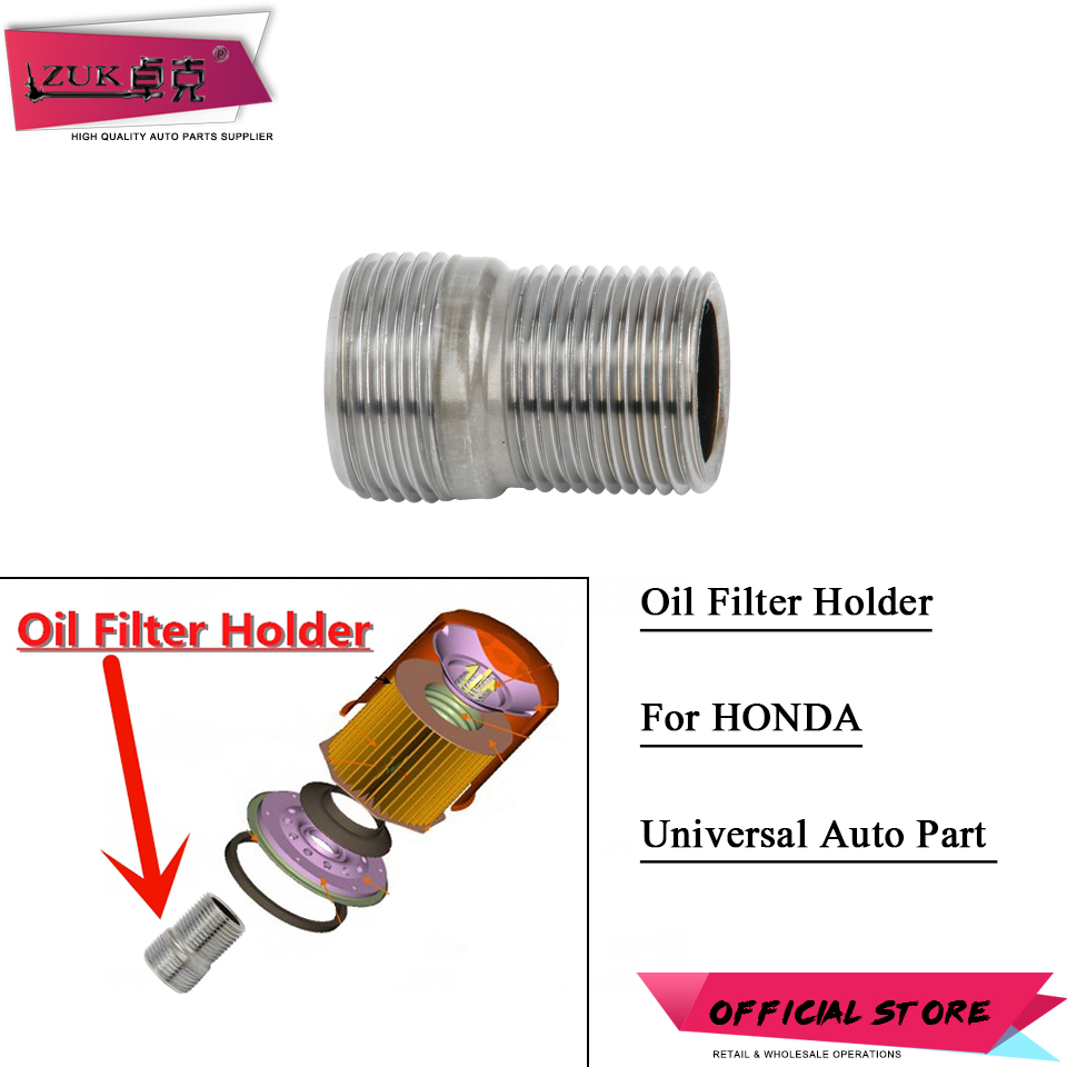 Genuine Honda Oil Filter /& Plastic Housing I-CTDi Diesel fits Accord CRV Civic