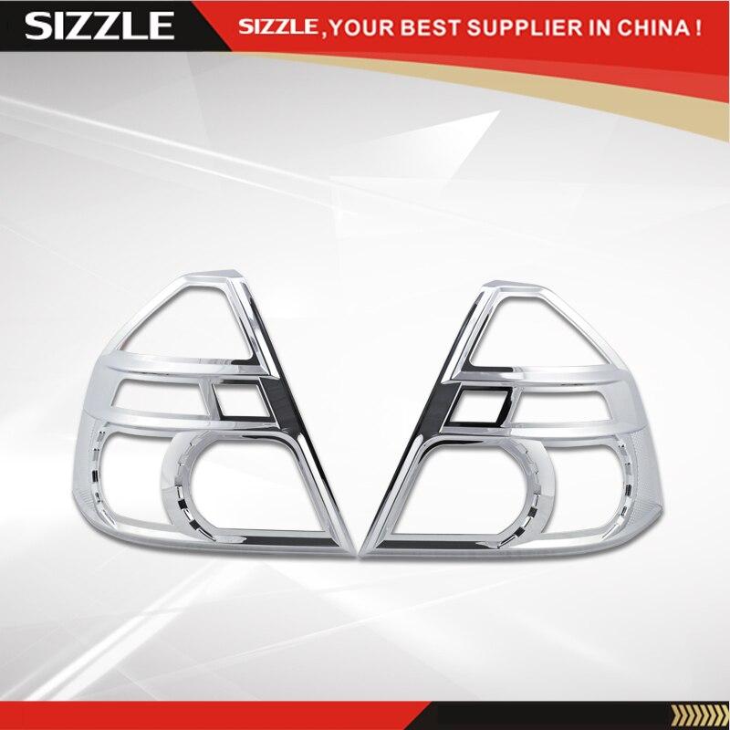 ツ)_/¯Tail Light Bezel Covers For Chevrolet AVEO Sedan 2009 2010 ...