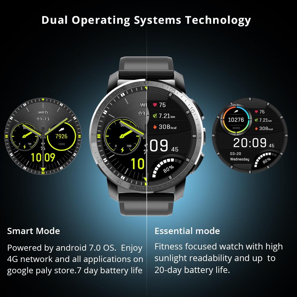 Makibes M3 4G Smart Watch 2