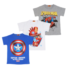 promo code 60413 cf5d5 Galleria marvel t shirts children all'Ingrosso - Acquista a ...