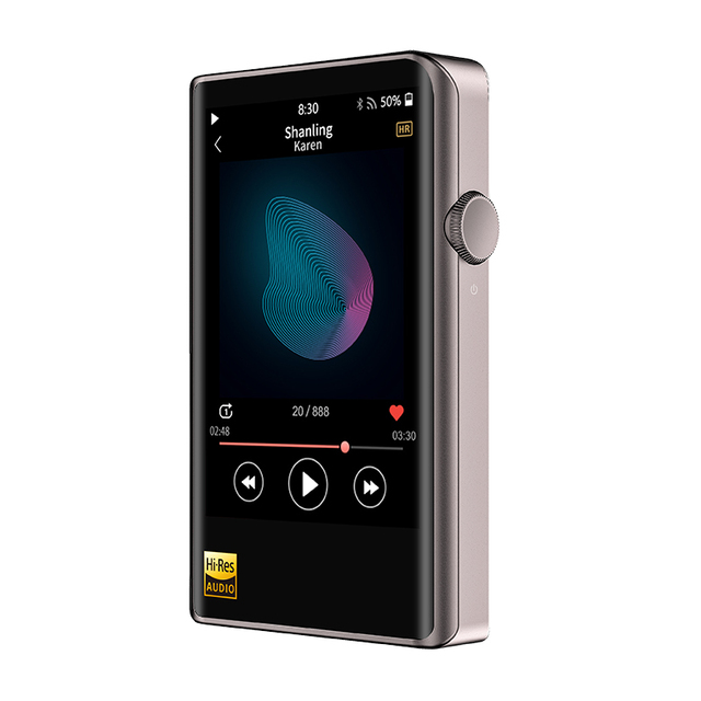 Dual Bluetooth Music Player 1