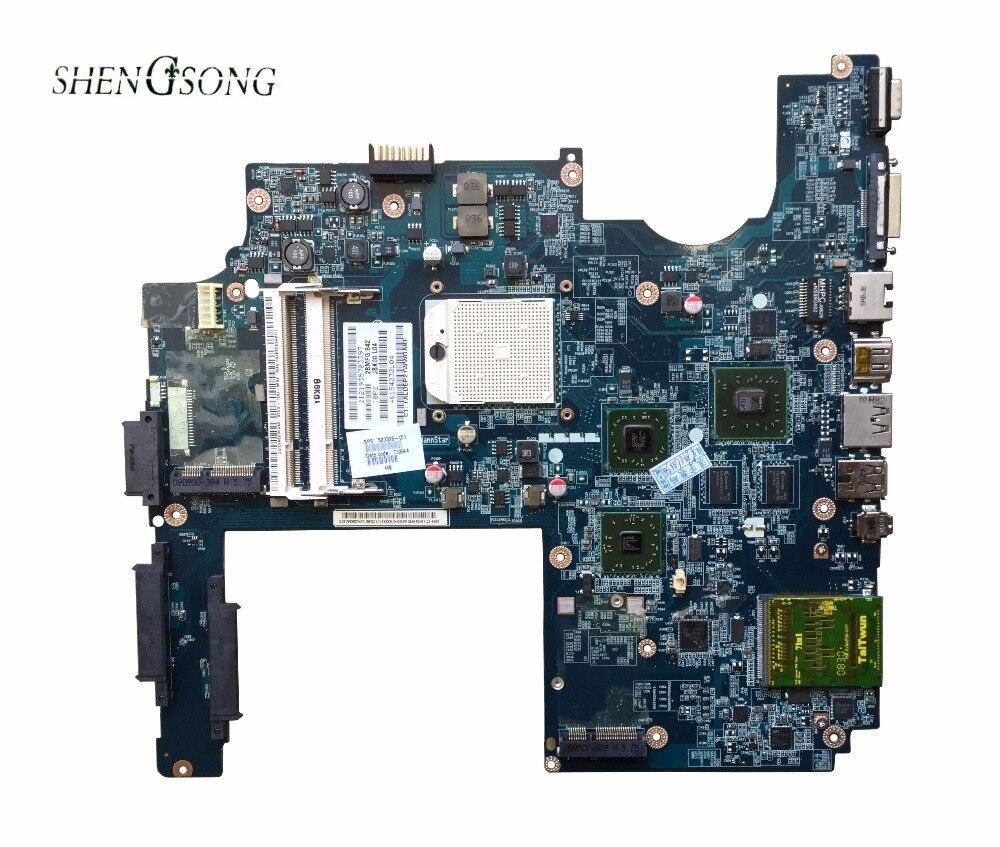 Free Shipping Original laptop motherboard for HP Pavilion DV7 503395-001 JBK00 LA-4092P Socket S1 DDR2 fully tested free shipping original laptop motherboard for hp pavilion dv7 503395 001 jbk00 la 4092p socket s1 ddr2 fully tested