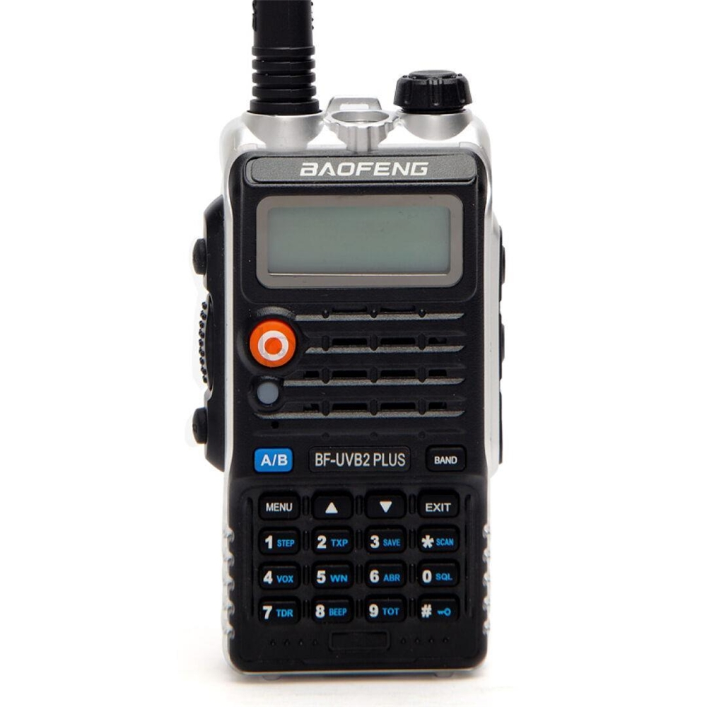 New Baofeng UVB2 Plus Two way Radio Dual Band VHF/UHF Walkie Talkie 128CH interphone BF-UVB2 Ham CB Radio Handheld Transceiver Бороскопы