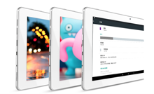 Original Alldocube/Cubo Talk11 10.6 pulgadas 3G Llamada de Teléfono PC Tabletas MTK8321 Quad Core Android 5.1 RAM 1 GB ROM 16 GB GPS Dual SIM