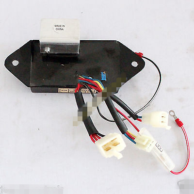 Automatic Voltage Regulator AVR For KUBOTA J310 J312 J315 J320 J324 Generator automatic voltage regulator for generator set avr ea350