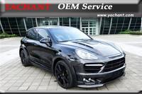 The Front money / Deposit of Carbon Fiber Bodykit Parts Fit For 2011 2014 Porsche Cayenne 958 HM Style Wide Aero Body Kit