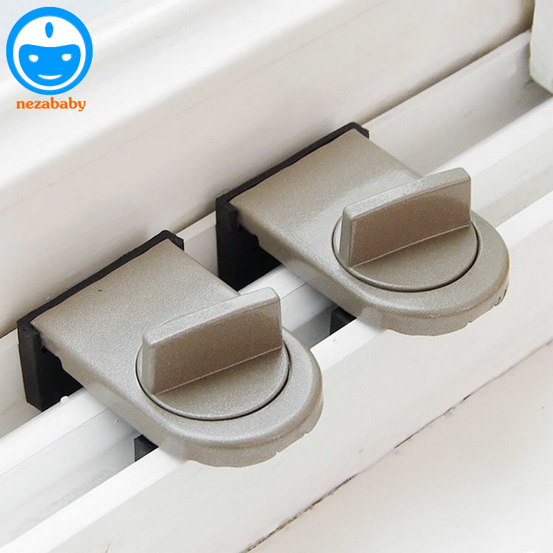 Aliexpress Com Buy Move Window Child Safety Lock Sliding