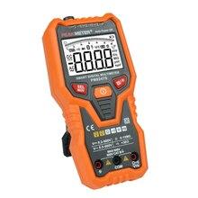 PEAKMETER PM8247S Smart AutoRange Professionelle Digital-Multimeter Voltmeter mit NCV Frequenz Balken