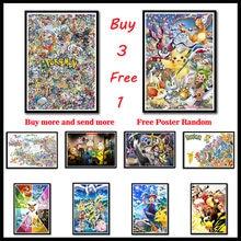 popular pokemon posters to