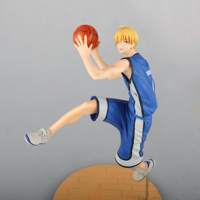 Аниме фигурка Рета Кисе Баскетбол Куроко 18 см. 4