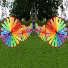 8 шт цветной ветрозащитный Спиннер с вращающимся колесиком погодостойкий