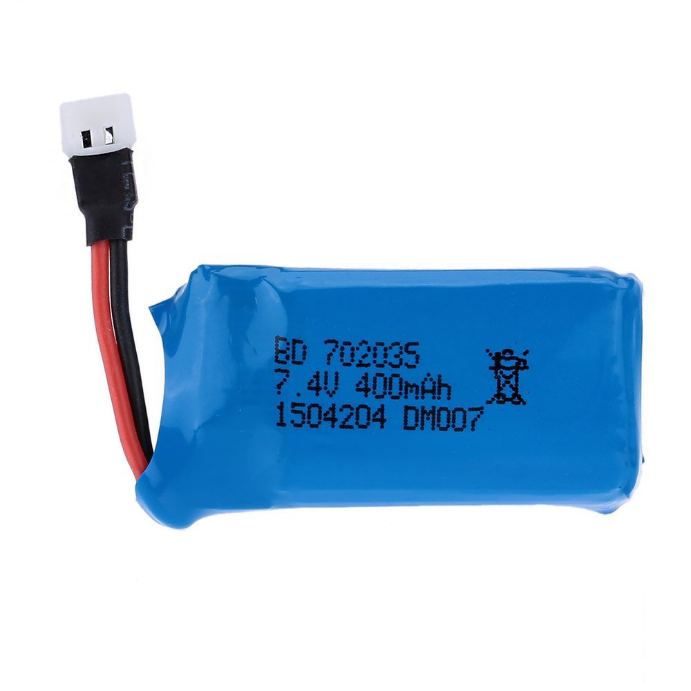 Original DM007 RC Part <font><b>7.4V</b></font> <font><b>400mAh</b></font> 25C <font><b>Lipo</b></font> <font><b>Battery</b></font> for DM007 RC Quadcopter image