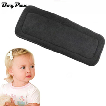 5/10pcs Quality Baby Nappies Bamboo Charcoal Liner Inserts For Baby Cloth Diaper Nappy Natural Bamboo Material Washable 4 Layers