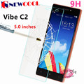 "1pc/lot  Screen Guard For Lenovo K10A40 Vibe C2 5.0""inch 9H Explosionproof Tempered Glass Screen Protector Protective Film"