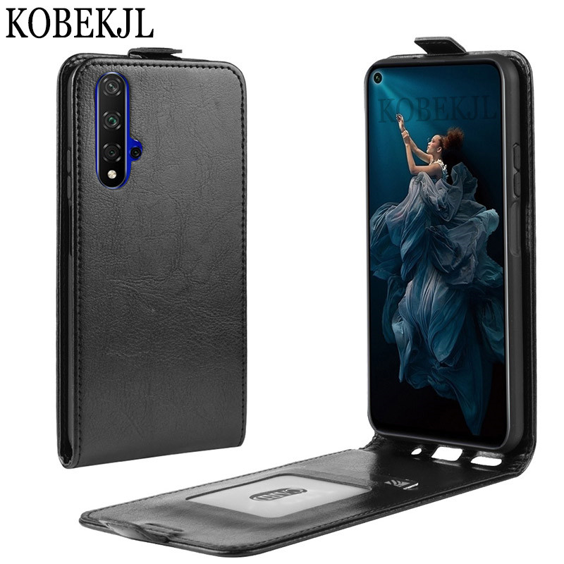 Honor 20 Case Huawei Honor 20 Case Flip Luxury Wallet PU Leather Back Cover Phone Case For Huawei Honor 20 Pro Lite Honor20 Case