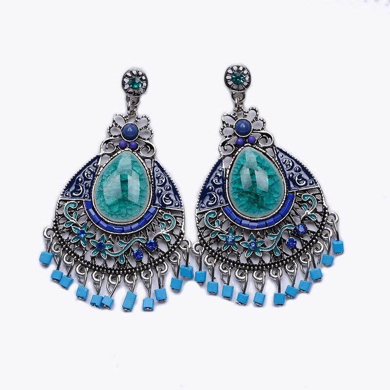 Compare Prices on Blue Chandelier Earrings Online ShoppingBuy – Aqua Chandelier Earrings