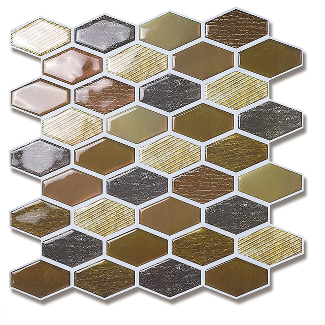 Wall Tile Peel And Stick Decorative Tiles Adhesive Wall Stickers