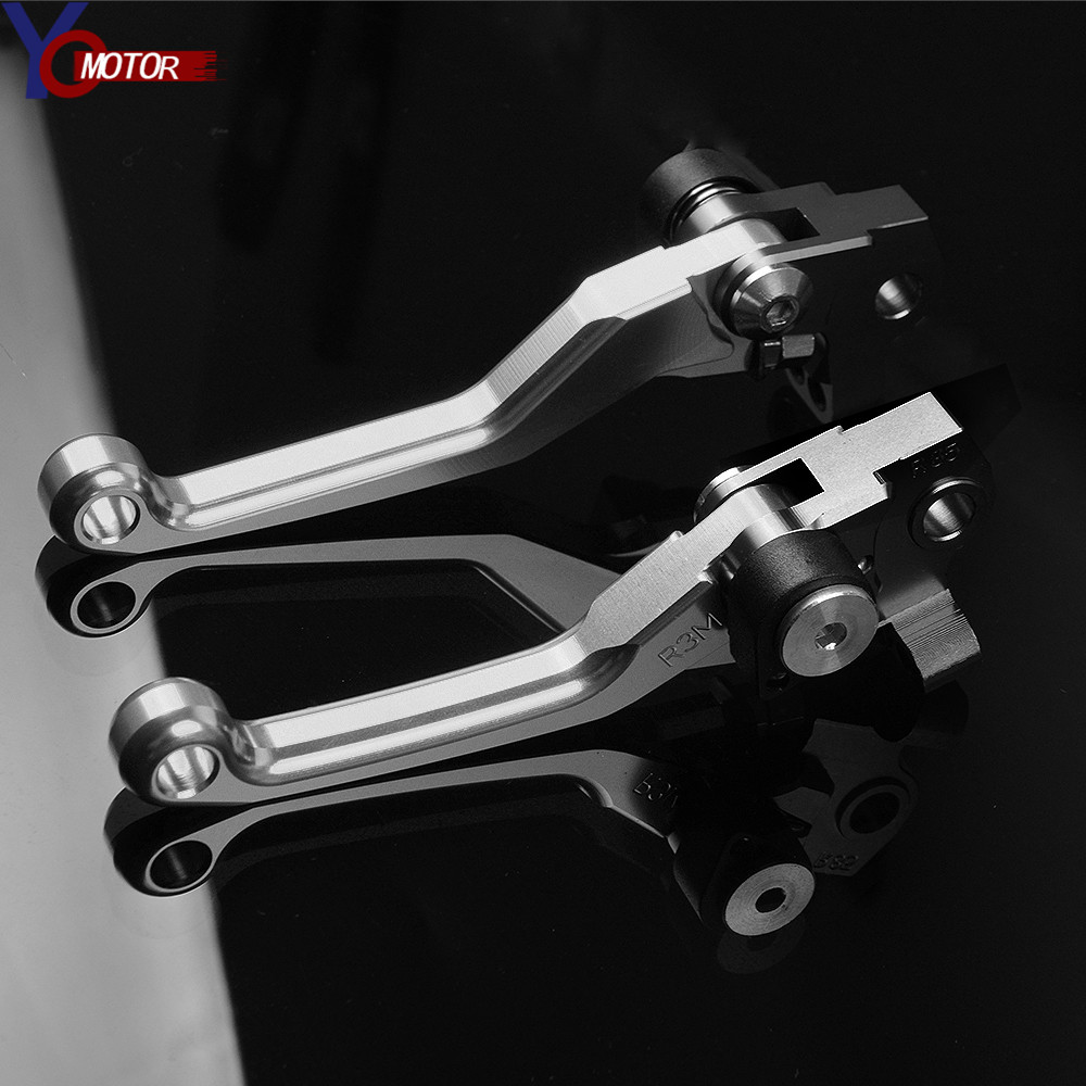 Dirt Bike Pivot Brake Clutch Levers For HUSQVARNA TC//TE250-511 CR//WR125-300 13