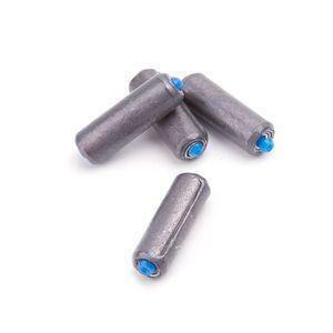 Image 5 - 10 pièces plomb pêche pesée carpe poisson Sport attirail outil pour athlétique rapide utilisé