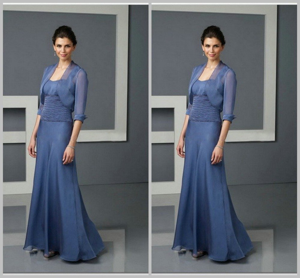 Evening Gowns For Wedding Guests: Elegant Women Evening Dress Chiffon Pants Suit Wedding