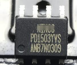 Бесплатная доставка 100% nuevo оригинальный PD1503YVS PD1503 SOP8