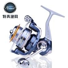 Triposeidon VIC 250 Full Metal Fresh Water Fishing Spinning Reel 8+1 BB Gear Ratio 5.1:1 LAKE River Carp Fishing Wheel 282g