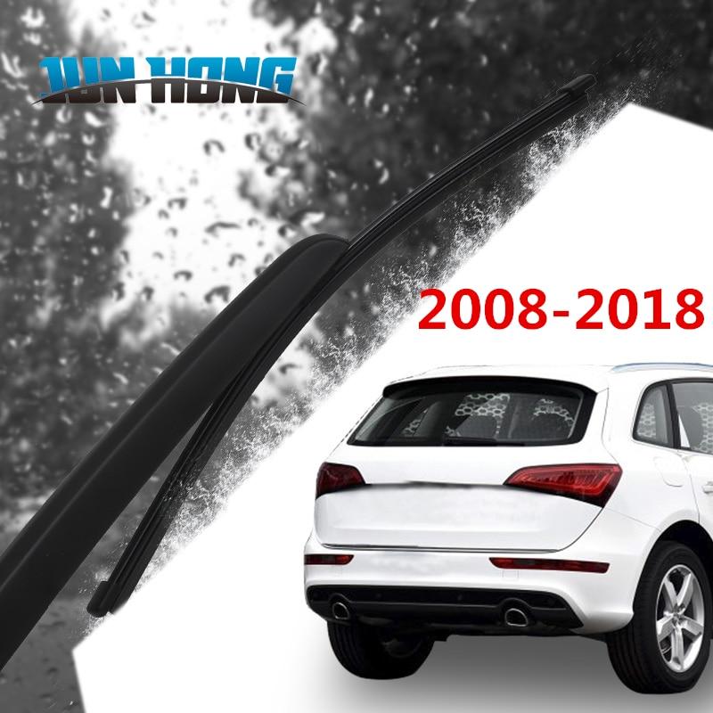 JunHong Rear Rain Window Windshield Wiper Blade For Audi