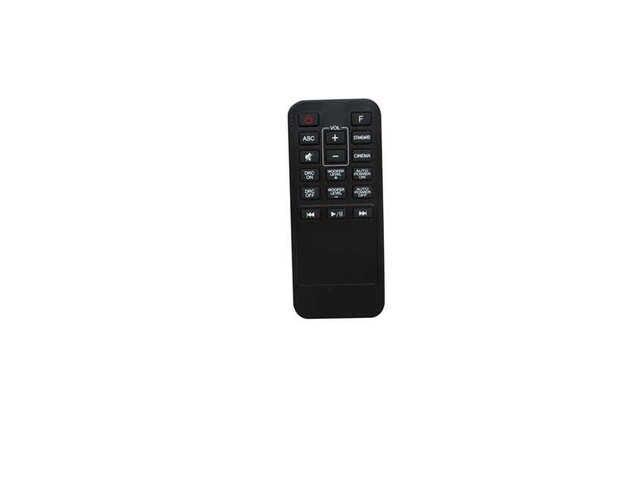 Télécommande Pour LG AKB74435311 LAP250H LAS55C LAS450 LAS450H LAS551H LAS550H LASC55 LASC55S Barre Son Sans Fil Soundplate