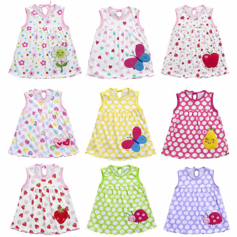 Платье для девочек, лето 2019, Vestidos, повседневные Детские платья принцессы с цветочным рисунком для вечерние, свадьбы, одежда для малышей, 19May1