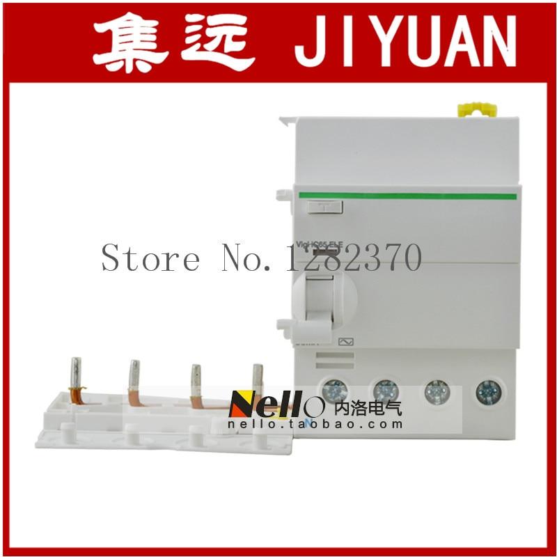 [ZOB] original breaker leakage protection switch iC65 3P 1-40A A9V53440 Vigi ELE 30mA  --3pcs/lot[ZOB] original breaker leakage protection switch iC65 3P 1-40A A9V53440 Vigi ELE 30mA  --3pcs/lot