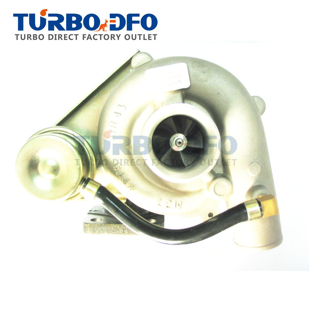 Garrett turbocharger GT1749S turbo complete 466501 for Hyundai Chrorus Bus Mighty Truck 3.3 L D4AE 28230 41411 / 28230 41412