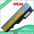 5200 мАч для Lenovo IdeaPad G460 G560 V360 V370 V470 B470 G460A Z460 Z465 Z560 Z565 Z570 LO9S6Y02