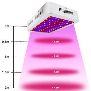 Image 4 - Yeni tasarım LED bitki büyümek işık lambası 1000W güneş ışığı tam spektrum kapalı tohumlama için çiçek sebze çadır phyto lamba fitolamp