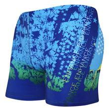 Stars Paintings Printed Men Beach Trunks Briefs Swimsuit Swim Shorts Wear Swimwear Swimming Bathing Suit maillot de bain mayo