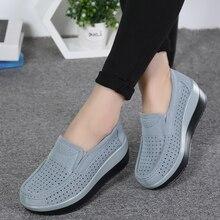 Hot Sale Women Shoes Platform High Quality Slip On Shoes Plus Size Fur Loafers Fashion Branded Shoes Ladies Flats Casual Shoes недорого