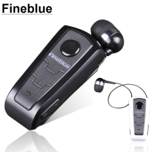1PC Original Fineblue F910 Wireless Bluetooth Headphones Headset In-Ear Vibrating Alert Wear Clip HandFree Earphones For Phones