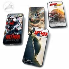 ANT-Man For Huawei P30 lite Cases for Huawei P20 P30 lite Case for Huawei P Smart 2019 P9 P10 lite Plus P20 Pro NOVA 3 3i Cases стоимость