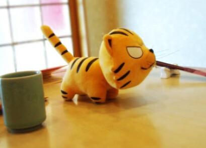 Aisaka Taiga ToraDora! Tiger X Dragon Taiga Tiger Plush Doll Stuffed toy 25cm Plush Toys 5 styles how to train your dragon 2 toothless monstrous nightmare gronckle deadly nadder doll plush stuffed toy