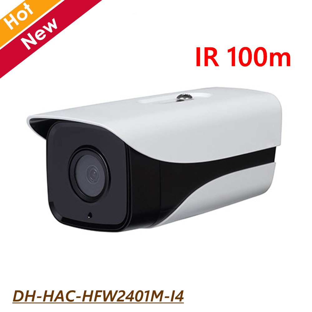 4MP DH HDCVI Camera HAC-HFW2401M-I4 IR 100m Waterproof IP67 for Outdoor use CCTV Security Camera Free shipping4MP DH HDCVI Camera HAC-HFW2401M-I4 IR 100m Waterproof IP67 for Outdoor use CCTV Security Camera Free shipping