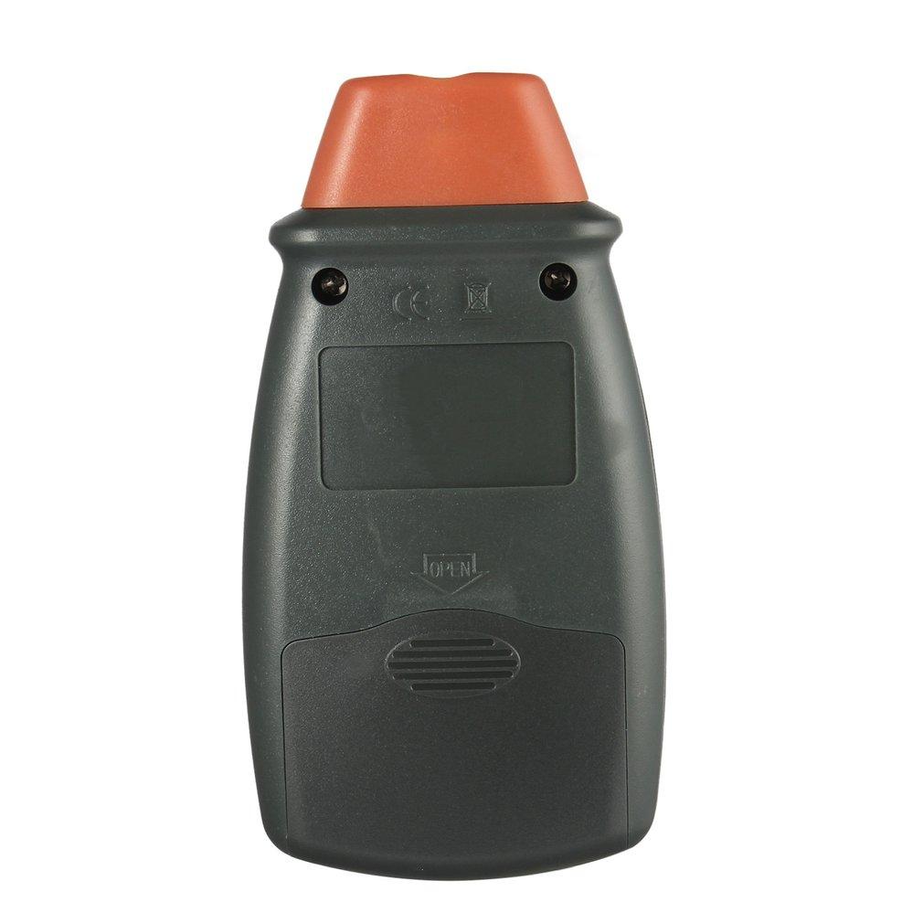 Herramienta de diagnóstico Tacómetro láser digital Medidor de RPM - Instrumentos de medición - foto 2