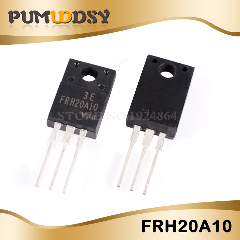 10pcs Free Shipping Schottky FRH20A10 Common Anode 20A 100V New Original IC