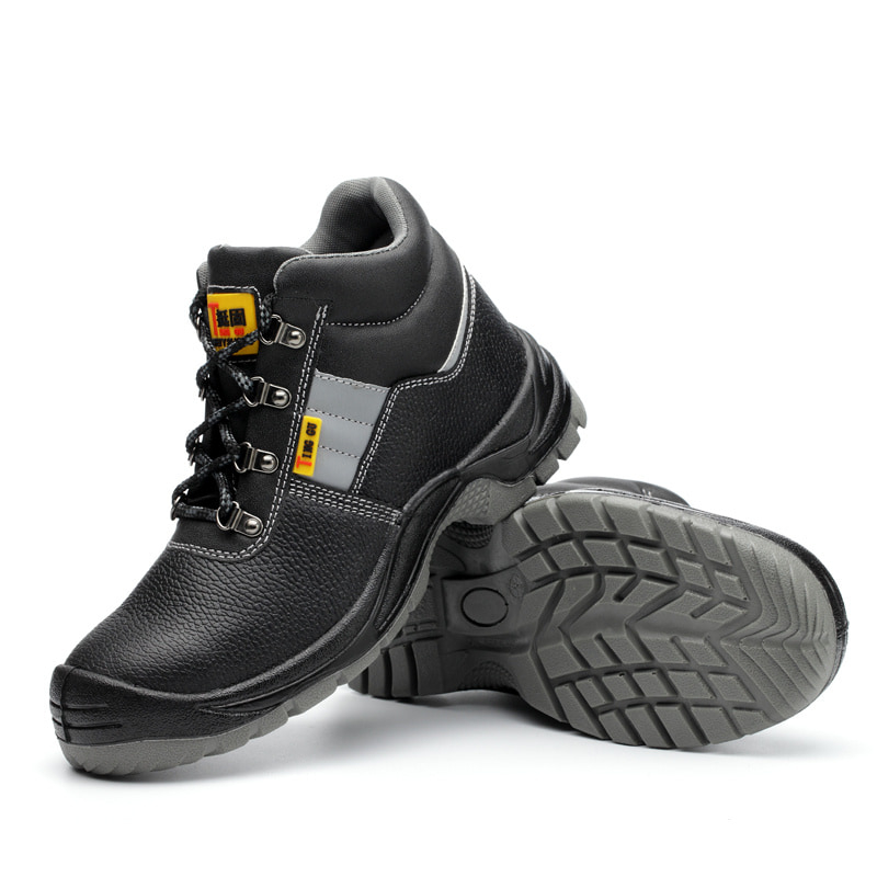 Купить с кэшбэком AC13005 Safety Shoes Heavy Duty Sneakers Toe Cap Steel Women Shoe Tip Stainless Woman Steel Toe Shoes Protection Boots for Men
