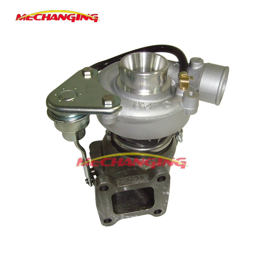 Turbo CT20 For TOYOTA HIACE HILUX LANCRUISER Turbocharger 17201-54060 2LT 2.4L With Gaskets
