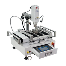 цена на LY R690 V.2 BGA Rework machine 3 heating zones bga reball macine with touch screen and laser point 4000W