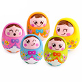 Cute Tumbler Doll Baby Toy Newborn Mobile Baby Toys  Lovely Girl Baby Rattles Cute Tumbler Doll Baby Toy
