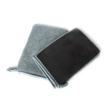 Free Shipping K521 Car Wash Clay Towel Fiber Wash Gloves Detailing Car Washing Clay Mitt Car